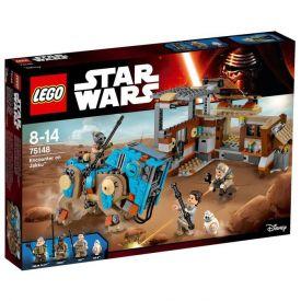LEGO Star Wars 75148 - Incontro su Jakku
