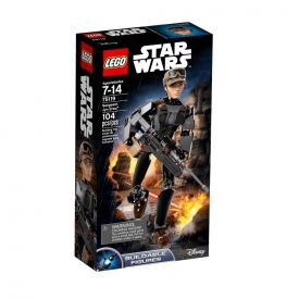LEGO Constraction Star Wars 75119 - Sergeant Jyn Erso