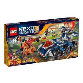 LEGO Nexo Knights 70322 - Il Porta-torre di Axl