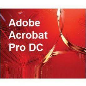 Adobe Acrobat Pro DC - Licenza 1 utente 1 anno - VIP1 Education