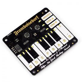 Piano HAT - Tastiera per Raspberry Pi