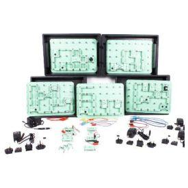 Trainer ricerca guasti in circuiti elettronici