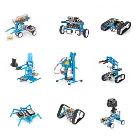 Makeblock - Ultimate 2.0 - Kit Robot 10 in 1