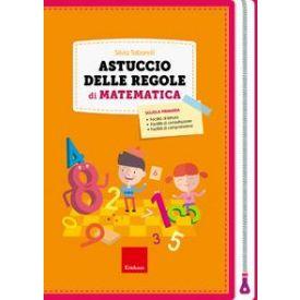 Astuccio delle regole di matematica - LIBRO