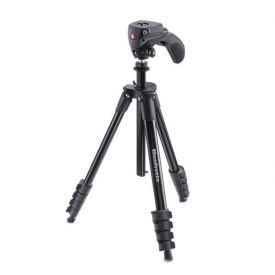 TREPPIEDE MANFROTTO COMPACT ACTION CON JOYSTICK