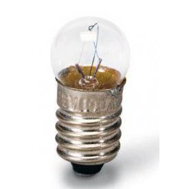 Lampade E10, 3.5 V, 150 mA, set di 10