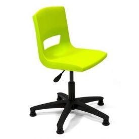 Sedia girevole fissa Postura Plus Task chair
