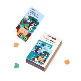 Mappa Cubetto - Palude Paludosa Pack