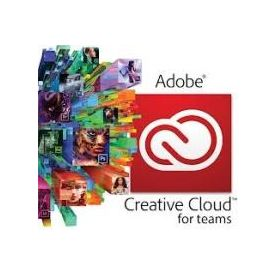 Adobe Creative Cloud for teams VIP2 Named - 1 Anno - EDU (licenza per 1 utente, 10-49)