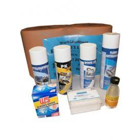 Kit consumabili pulizia e manutenzione macchine laser co2