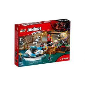 LEGO Juniors  10755 - Zane e l'inseguimento della barca Ninja