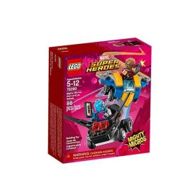 LEGO MARVEL SUPER HEROES 76090 - Mighty Micros: Star-Lord contro Nebula