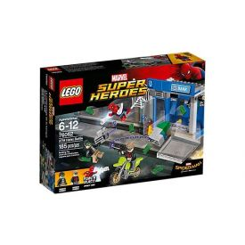 LEGO MARVEL SUPER HEROES 76082 - Rapina armata all'ATM
