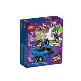 LEGO DC COMICS SUPER HEROES 76093 - Mighty Micros: Nightwing™ contro The Joker™