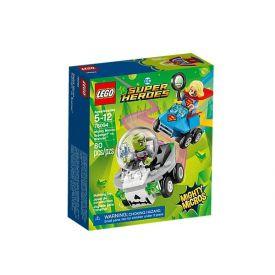 LEGO DC COMICS SUPER HEROES 76094 - Mighty Micros: Supergirl™ contro Brainiac™