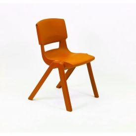Sedia Postura Plus H38 cm - Tangerine Fizz