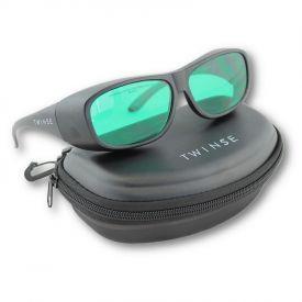Occhiali di protezione per laser rosso