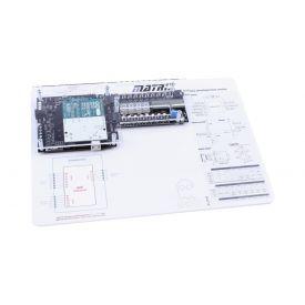 Centro di sviluppo Arduino e pannello stampato