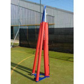 Protezioni da esterno per impianti pallavolo a traliccio