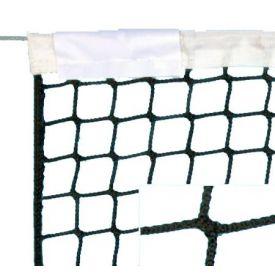 Rete in nylon pesante completa di cavo in acciaio