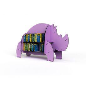 Zioxi Animal Shelf - Rinoceronte