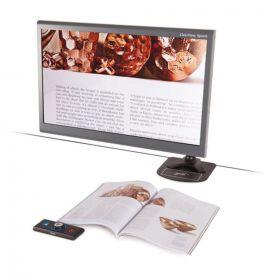 "Videoingranditore Optelec ClearView C FLEX Speech - HD 24"" a colori 60 Hz"