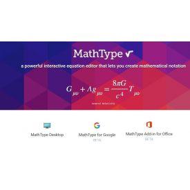Mathtype - Licenza 1 anno singola - Educational