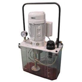 Pompa idraulica portatile per oleodinamica trasparente