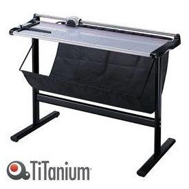 TAGLIERINA A LAMA ROTANTE A0 1300mm c/stand 3022 TiTanium