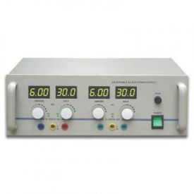 Alimentatore CA/CC 0 - 30 V, 6 A (230 V, 50/60 Hz)