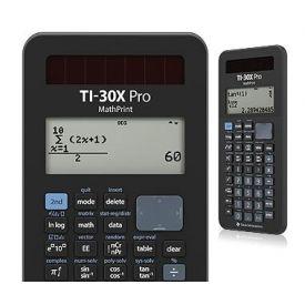 TI-30X Pro Mathprint Calcolatrice Scientifica Texas Instruments