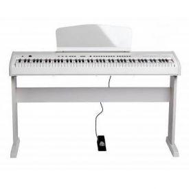 ORLA Stage Studio Pianoforte digitale portatile 88 tasti bianco