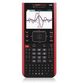 TI-Nspire CX CAS II-T + Software Teacher Premium - Calcolatrice grafica Texas Instruments
