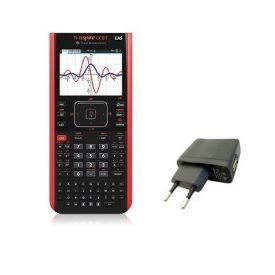 TI-Nspire CX CAS II-T + Software Teacher Premium con Caricabatteria - Calcolatrice Grafica
