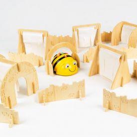 Percorso per Bee-Bot e Blue-Bot: corsa ad ostacoli