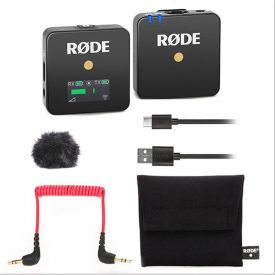 Microfono Rode Wireless Go