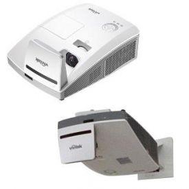 Videoproiettore Vivitek DW770UST DLP WXGA ottica corta con staffa da parete