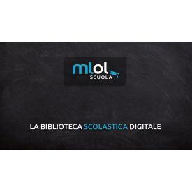 MLOL - Piattaforma di prestito digitale - Servizio audiolibri streaming 1 anno