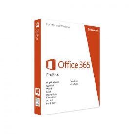 Microsoft Office 365 ProPlus - Licenza 1 anno CSP Education (per dipendente)