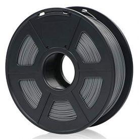 Bobina filamento 3D PLA 1,75mm Grigio - 1 Kg