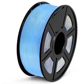 Bobina filamento 3D PLA 1,75mm Azzurro - 1 Kg
