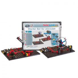 fischertechnik education - Starter set per micro:bit