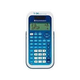 TI-34 MultiView Calcolatrice Scientifica Texas Instruments