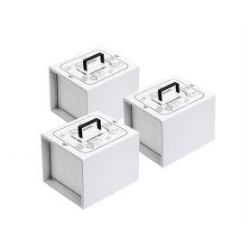Makeblock - Set 3 filtri HEPA per LaserBox Pro