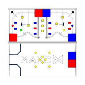 Makeblock - MakeX Starter 2020 - Smart Links Arena