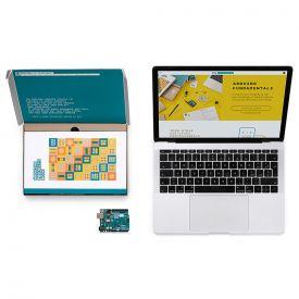 Arduino Fundamentals - Kit per esame di certificazione con Arduino Starter Kit