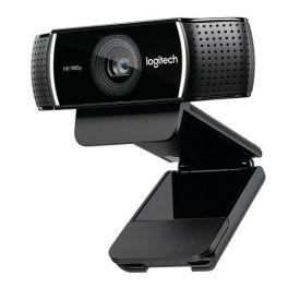 Logitech HD Pro Webcam C922 - Webcam colore 1920x1080 audio USB 2.0