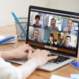 Corso di formazione su Come organizzare webinar: gestione piattaforma e sviluppo tecnico