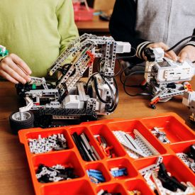 Corso di formazione su STEAM e idee di lezione con LEGO MINDSTORMS Education EV3