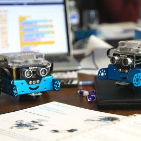 Corso di formazione su STEAM e idee di lezione con mBot